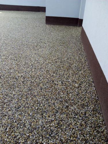 Hodonín - kamenný koberec